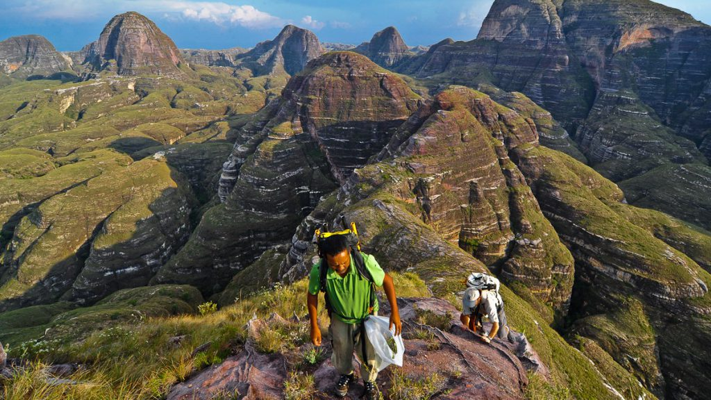 Makay 2017 - ascension du massif