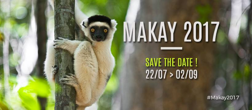 Makay 2017 - banner - propithèque