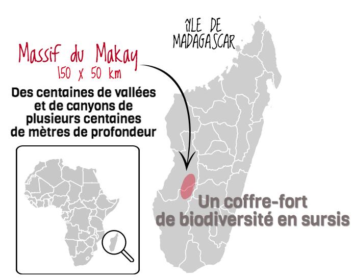 Makay 2017 - map
