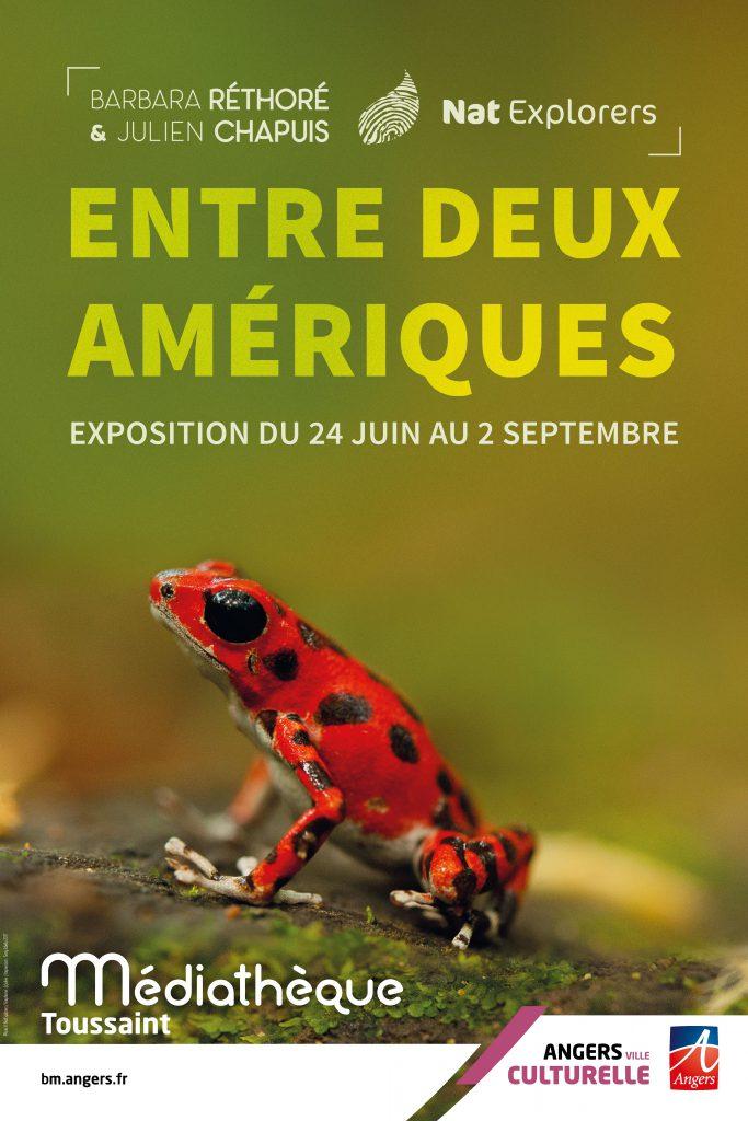Entre Deux Amériques - Angers