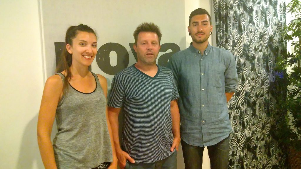 NatExplorers - Radio Nova - Thierry Paret