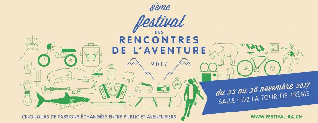 Festival des Rencontres de l'Aventure - 8e édition