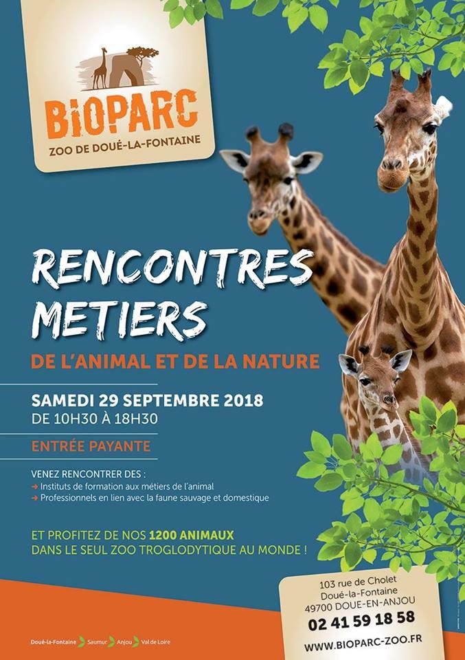 Rencontres Métiers - Bioparc