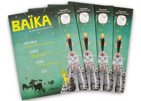 Baïka magazine - Natexplorers