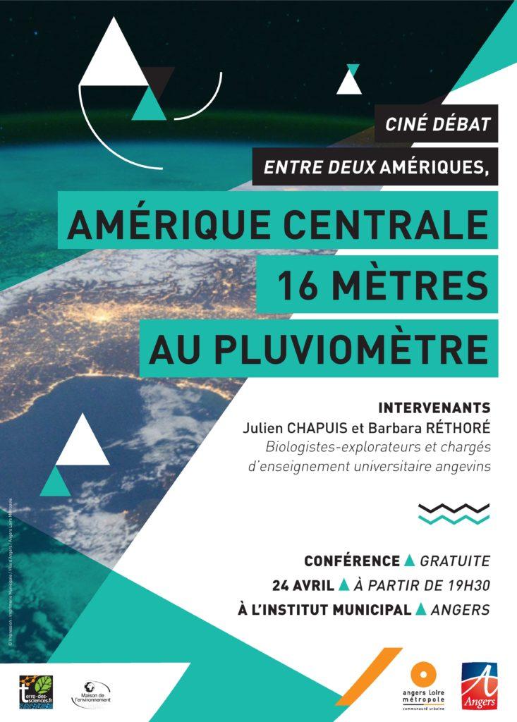 Entre Deux Amériques - Institut municipal Angers