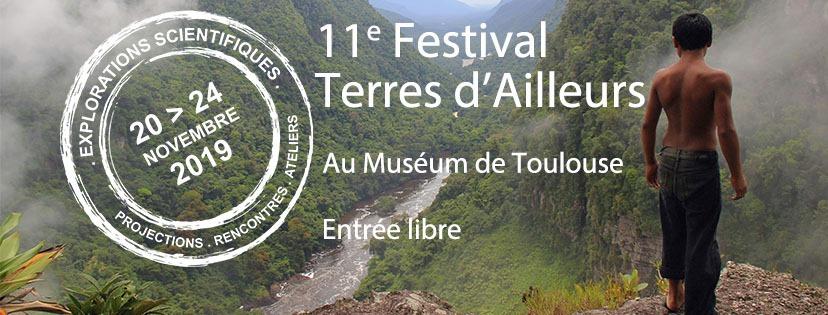 Festival International du Film & Livre d'Aventure / Terres d'Ailleurs